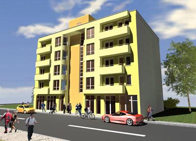 Започна строежа на обществена сграда